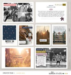 digital project life layout created by ctmm4 featuring Pause by Sahlin Studio