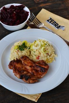 Romanian Food, Tandoori Chicken, Risotto, Meat, Ethnic Recipes