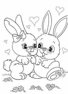 Easter - Coloring Pages