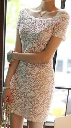 Smart wedding dress