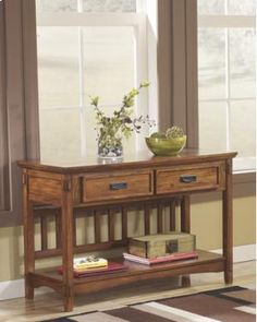 Attractive T7194 In By Ashley Furniture In Winston Salem, NC   Console Sofa Table