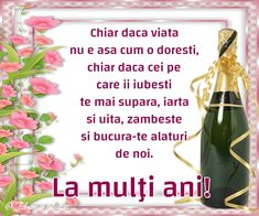 Champagne Party, Ale, Happy Birthday, House, Happy B Day, Beer, Ale Beer, Urari La Multi Ani, Haus