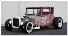 1927 Ford Model T Duece Coupe Rat Rod Maintenance/restoration of old/vintage vehicles: the material for new cogs/casters/gears/pads could be cast polyamide which I (Cast polyamide) can produce. My contact: tatjana.alic14@gmail.com