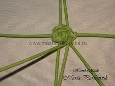 Плетение из газет. Мастер класс по квадратному донышку. | Мастер-классы по рукоделию