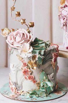 Los mejores pasteles de boda. Tendencias pastel de boda. Las mejores ideas de pastel de bodas. Conoce todo de las tortas para matrimonio, tortas de bodas. Decorative Boxes, Cake, Ideas, Best Wedding Cakes, Sugar Flowers, Invitations, Trends, Kuchen, Thoughts