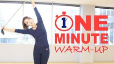 [Golf with Aimee] Aimee's Golf Lesson 034: 1 Minute Warm-Up - YouTube