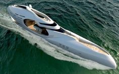 Schöpfer Yachts......    Description: Schöpfer Yachts is a US based company specializing in the design and advanced yacht aesthetics and technology. Their breed of innovative futuristic yachts brings a new dimension to adventure on the sea.