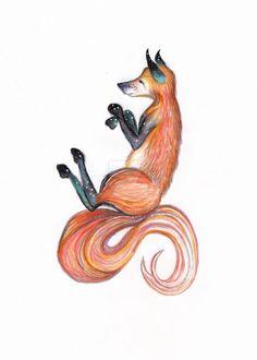 Fox by BaruRa on DeviantArt