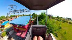 Movieland Park Back To The Backstage 360° VR POV Onride Vr, Backstage, Outdoor Decor