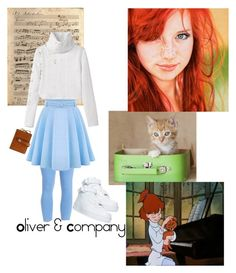 """Oliver & Company"" by linnea-sweet ❤ liked on Polyvore featuring Yummie by Heather Thomson, Original Vintage Style, WithChic, NIKE, Emilie M, women's clothing, women, female, woman and misses"