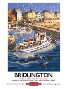 """Bridlington"" by Frank Wootton"
