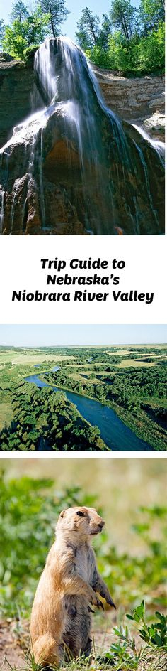 A memorable tubing or canoe journey passes through the gently rolling terrain of north-central Nebraska's cowboy country. Trip guide: http://www.midwestliving.com/travel/nebraska/niobrara-river-valley-trip-guide/