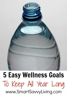 5 Easy Wellness Goals To Keep All Year Long - It can be hard to keep a balance between work, family, and other responsibilities for a healthy life. However, if you don't look after your own health, eventually everything else will suffer, too. Check out these easy to keep wellness goals to get started.