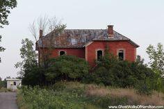 Ghosts Of Hamilton » Blog Archive » Exploring Ottawa's Abandoned Houses