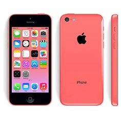 Apple iPhone 5C 8GB CDMAGSM LTE Factory Unlocked Smartphone Brand New Sealed MGFL2LLA Pink ** You can get additional details at the image link.