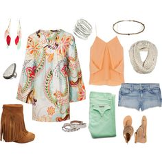 Senior Wardrobe!, created by laurenstohlman on Polyvore