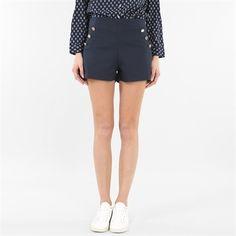 Pimkie.it : Lo short abbottonato dal delizioso stile effetto pantalone alla marinara.