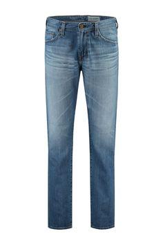 Adriano Goldschmied The Graduate Jeans in de RVS Wassing Adriano Goldschmied, Jeans, Fit, Style, Fashion, Swag, Moda, Shape, Fashion Styles