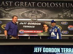 Bristol honors Gordon with 'big' gift, starting in 2016 | Hendrick Motorsports