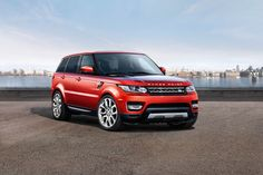 2014 Range Rover Sport - I will take this one Supercharged