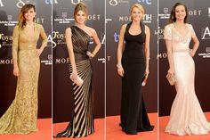 Los mejores vestidos de Los Goya 2013