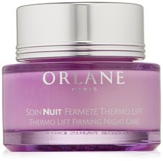 ORLANE PARIS Thermo Lift Firming Night Care, 1.7 oz. A night care product for an intense regenerating and firming effect that takes into account the  Read more http://cosmeticcastle.net/orlane-paris-thermo-lift-firming-night-care-1-7-oz/  Visit http://cosmeticcastle.net to read cosmetic reviews