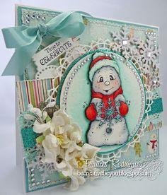 Frosty by Frances Rodriguez