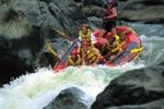 White water rafting near Cairns