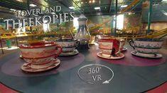 Toverland 2019 Theekopjes 360° VR Onride Make It Yourself
