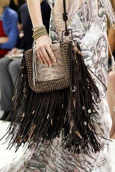 Beautiful bag....I wish I was so cool