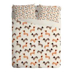 Wonder Forest Darling Dachshunds Sheet Set Lightweight