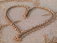 Check out Heart in the sand of the beach by Ramonespelt on Creative Market Photo Heart, Abstract Photos, Everyday Objects, Beach Photos, Birds In Flight, Stock Photos, Image, Creative, Check