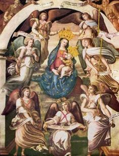 Blaze of Love of Mary Most Holy: August 2 - Our Lady of the Angels Day
