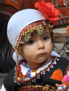Bulgarian baby