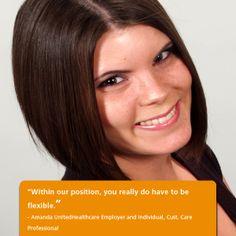 Meet Our Employees - Amanda