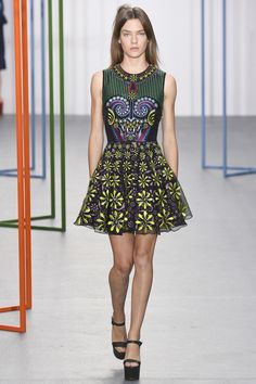 Holly Fulton Spring 2016 Ready-to-Wear Collection Photos - Vogue  http://www.vogue.com/fashion-shows/spring-2016-ready-to-wear/holly-fulton/slideshow/collection#19