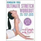 Kundalini Yoga Ultimate Stretch Workout With Ana Brett and Ravi Singh (DVD)By Ana Brett & Ravi Singh