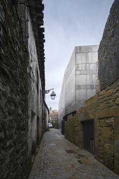 Center for Interpretation of Jewish Culture Isaac Cardoso - Trancoso - Gonçalo Byrne Arquitectos + Oficina Ideias em linha