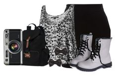 """november 26th 2012"" by swagbaby787 ❤ liked on Polyvore featuring Lipsy, Volcom and Victoria's Secret"