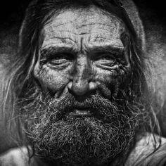 the homeless (Lee Jeffries)