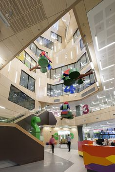 Galería de New Lady Cilento Children's Hospital / Lyons + Conrad Gargett - 5