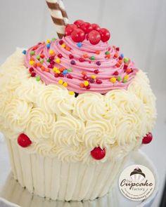 Large Cupcake Cake- sweet shoppe cupcakes