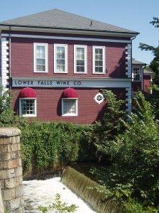 Lower Falls Wine Co. - Newton Lower Falls MA - ask for Steve...