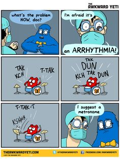 A webcomic about Lars, the Awkward Yeti, an introvert with social anxiety. Akward Yeti, The Awkward Yeti, Funny Relatable Memes, Funny Jokes, Hilarious, Stupid Funny, Funny Cartoons, Funny Comics, Heart And Brain Comic