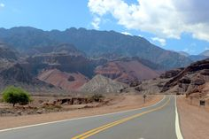 Sometimes that the journey which matters and not so much the destination. Roadtrip around Salta, north of Argentina