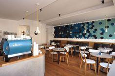 Erstes isländische Café in München // Inferior Design by LOVA DESIGN