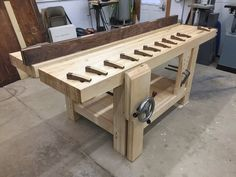 A workbench of my own