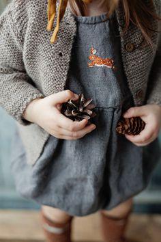 Handmade Linen Romper | Lapetitealice on Etsy