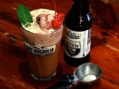 sweet treat for the derby: lazy magnolia's deep south southern pecan float cocktail
