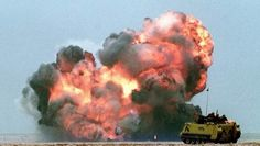 Gulf War Syndrome Caused By Nerve Gas